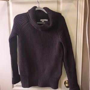 NWT Purple Calvin Klein Sweater size xs
